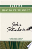 Bloom s How to Write about John Steinbeck