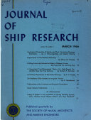 Journal of Ship Research Book PDF