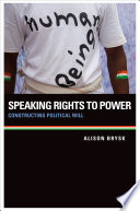 Speaking Rights to Power