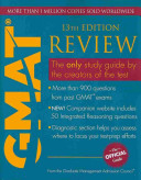 GMAT Official Guide 13th Edition Bundle