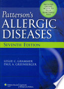 Patterson S Allergic Diseases book
