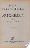 Storia Dell'arte Classica