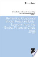 Reframing Corporate Social Responsibility