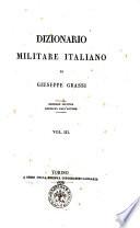 Dizionario militare italiano di Giuseppe Grassi