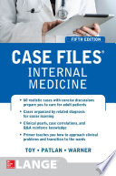 Case Files Internal Medicine  Fifth Edition