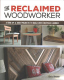 Recycled Wood Projects Book PDF