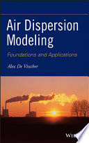 Air Dispersion Modeling book