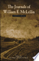 The Journals of William E  McLellin  1831 1836