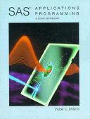 SAS Applications Programming