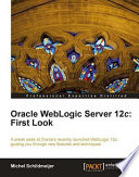 Oracle Weblogic Server 12c