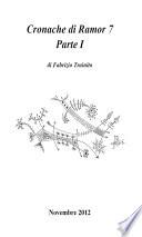 Storie di Fantascienza – Cronache di Ramor 7 -