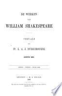De Werken Van William Shakespeare
