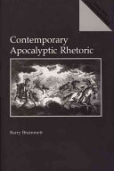 Contemporary Apocalyptic Rhetoric : end of the world in...
