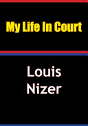 My Life in Court Book
