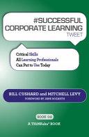 # SUCCESSFUL CORPORATE LEARNING Tweet Book02