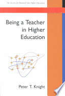 Being A Teacher In Higher Education