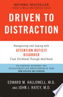 Driven To Distraction Revised