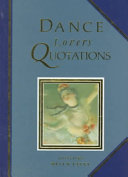 Dance Lovers Quotations
