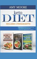 Keto Diet Includes 3 Manuscripts