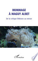 Hommage    Maguy Albet
