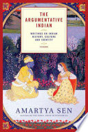 The Argumentative Indian book