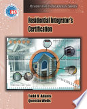 Residential Integrator S Certification