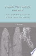 Deleuze and American Literature