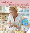 Sandra Lee Semi Homemade Desserts