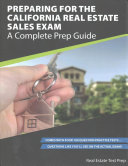 Preparing for the California Real Estate Sales Exam