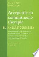 Acceptatie en commitmenttherapie bij angststoornissen