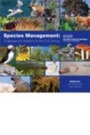 Species Management
