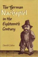 The German Nachspiel in the Eighteenth Century
