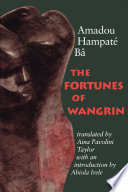 The Fortunes of Wangrin