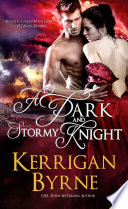 A Dark And Stormy Knight : past and a patient fury......