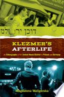 Klezmer s Afterlife