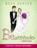 Be Attitudes of Marriage