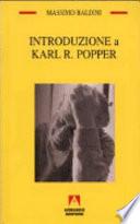 Introduzione a Karl R  Popper