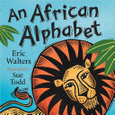 An African Alphabet Book Cover