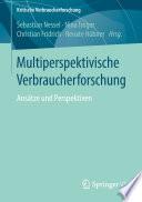 Multiperspektivische Verbraucherforschung