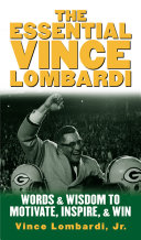 download ebook the essential vince lombardi pdf epub