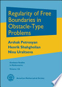 Regularity of Free Boundaries in Obstacle type Problems