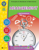 Measurement Drill Sheets Gr 3 5 book