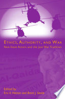 Ethics  Authority  and War
