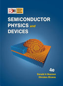 Semiconductor Physics and Devices  SIE