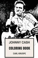 Johnny Cash Coloring Book