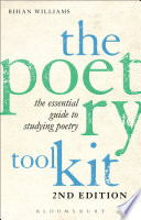 The Poetry Toolkit  The Essential Guide to Studying Poetry