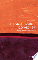 Shakespeare s Comedies  A Very Short Introduction