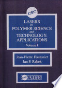 Lasers in Polymer Science and Technology