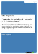 download ebook functioning like a clockwork – musicality in