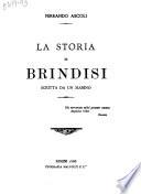 La storia di Brindisi